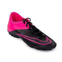 Nike Mercurial Victory V Turf [Blackhyper Pinkblack] (7)