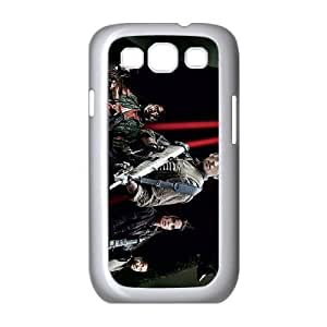 Samsug S3 9300 White Predator phone case cell phone cases&Gift Holiday&Christmas Gifts NVFL7A8824144