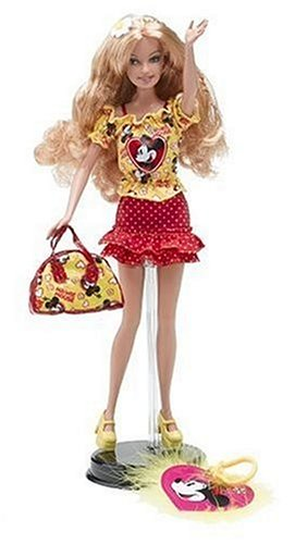 Barbie Collector Minnie Mouse Barbie Doll