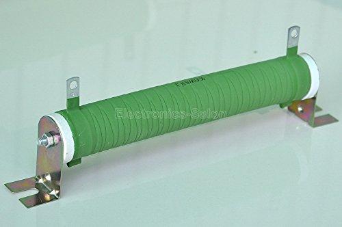 Non-inductive 100 Watts Resistor. Electronics-Salon 100W 16 OHM Audio Power Amplifier Test Dummy Load