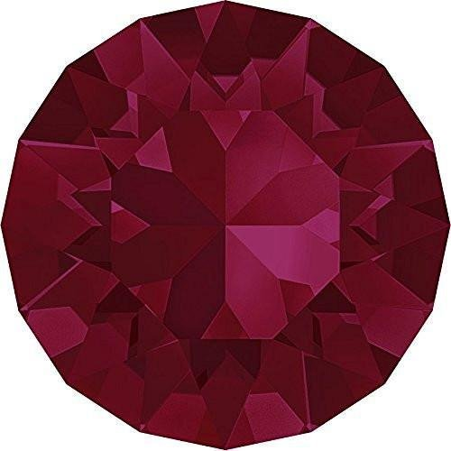 1028 & 1088 Swarovski Chatons & Round Stones Ruby | SS39 (8.3mm) - Pack of 10 | Small & Wholesale Packs