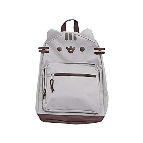Pusheen Character Face Backpack