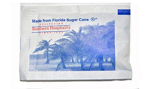 Cane Sugar Packets, 2.8 g/Packet (500ct)
