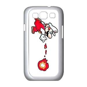 Super Mario Bros. 3 Samsung Galaxy S3 9300 Cell Phone Case White gift pjz003-3892457