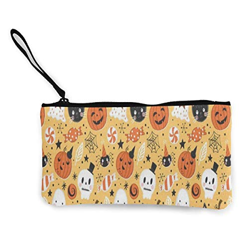 Canvas Coin Purse Cute...