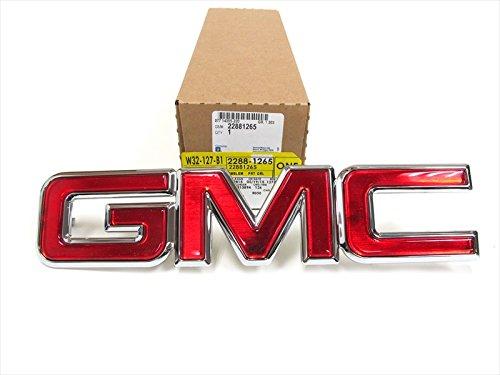 Gmc Grille Emblem - 1
