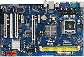 Asrock G31DE Intel VGA Driver Download