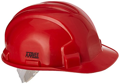 Aktion Safety Aarvee Helmet H-01 Nape Type - Red (Pack of 1) (B01IN7RGZI) Amazon Price History, Amazon Price Tracker