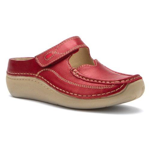 Wolky Boots 4732 Kick Winter 254 bordeaux-grau Leder