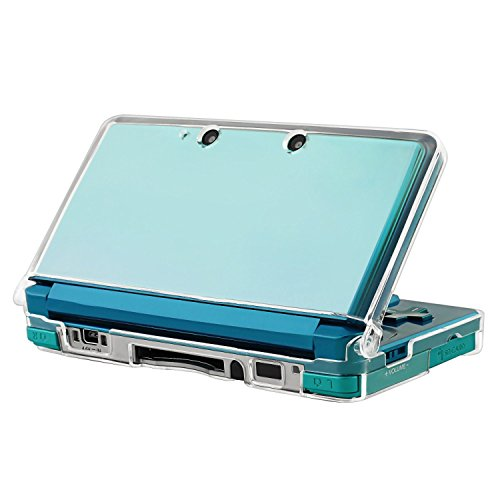 Insten Snap-on Crystal Case Compatible With Nintendo 3DS Only, Clear