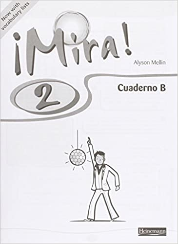 Book Mira 2 Workbook B (Pack of 8) (2009-08-06)
