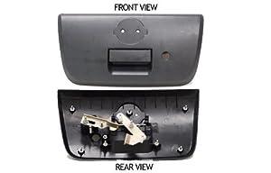 Amazoncom Nissan Frontier Black Replacement Tailgate Handle