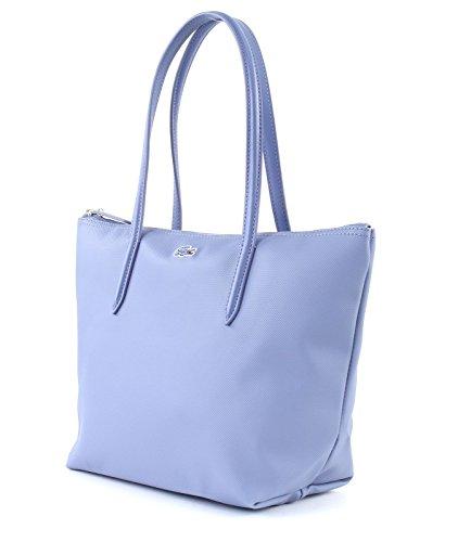 Lacoste Femmes 23 NF2037PO 24 x 14 5 5 x Sac Bandouliere cm Bleu 5 BqBvxrft