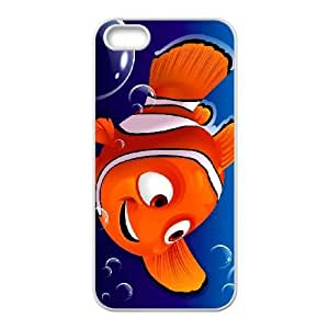 iPhone 5,5S phone cases White Finding Nemo Phone cover KLW4114861