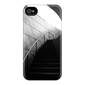 6 Scratch-proof Protection Cases Covers For Iphone/ Hot Dark Stairs Phone Cases