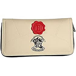 JD Million shop Harry Potter Letter Zip Wallet PU Long Fashion Women Wallets Designer Brand Purse Lady Party Wallet Female Card Holder