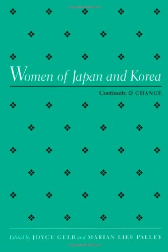 Women Of Japan & Korea: Continuity and Change (Women In The Political Economy)