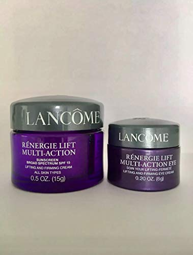 Renergie Lift Multi-Action SPF 15 Lifting and Firming Cream & Eye Cream by Lanc0me