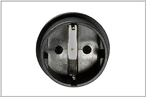 DINIC Adaptateur Secteur 3 Broches pour Br/ésil