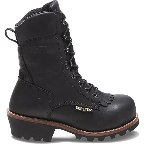 Wolverine Men's Buckeye Non-Insulated EAA Safety-Toe 8