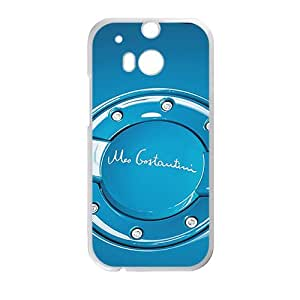 Happy Bugatti sign fashion cell phone case for HTC One M8