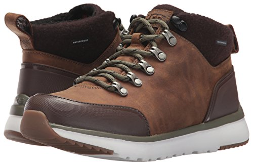 ddbf017672d UGG Men's Olivert Snow Boot, Grizzly, 8 M US: Amazon.co.uk: Shoes & Bags
