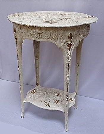 Tavoli Da Giardino In Ghisa.Linoows Heavy Art Nouveau Bistro Tavolo Tavolino Tavolo Da