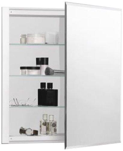 Robern CB-RC2426D4FB1 R3-Series Bevel Mirror Medicine Cabinet from Robern