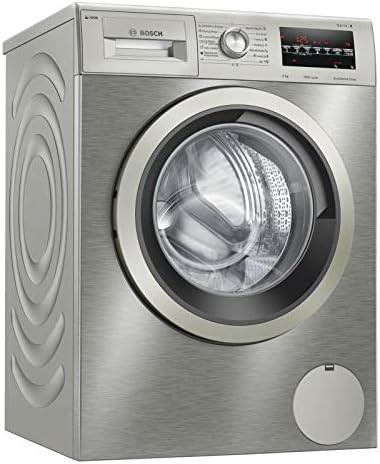 Lavadora Bosch WAU24S4XES 9kg 1200rpm A+++ i-DOS inox: 499.97: Amazon.es: Hogar