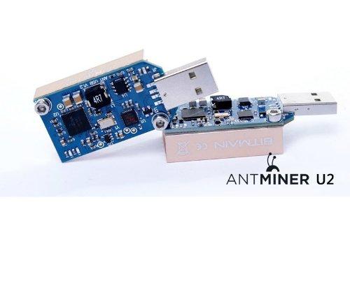 BITMAIN ANTMINER U2 2Gh/s USB Bitcoin ASIC Miner