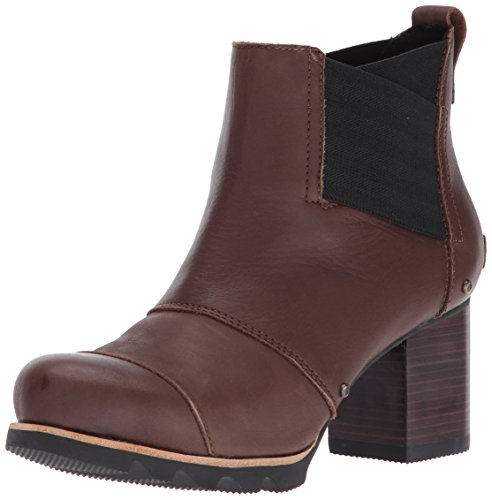 Shoe Black Women's Addington Chelsea Mid Sorel Tobacco IHzqwS