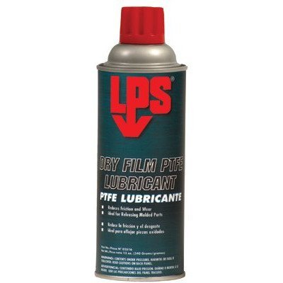 Dry Film PTFE Lubricants - 12-oz aerosol mr-550 mold release & lubricant [Set of 12] by LPS (550 Film)