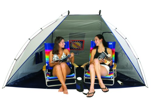 Total Sun Block Portable Sun Shelter