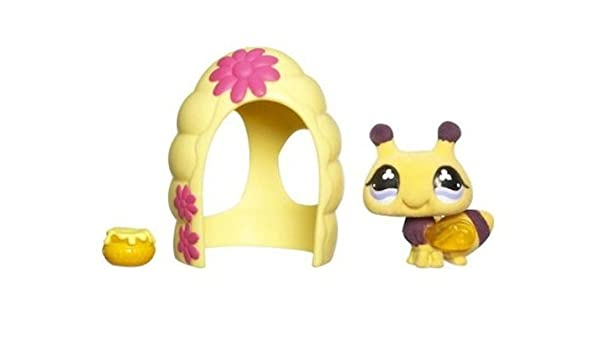 Amazon.es: Littlest Pet Shop Pets On the Go Bumblebee with Hive ...