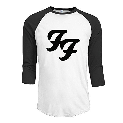 foo-fighters-logo-mens-raglan-baseball-jerseys-t-shirts