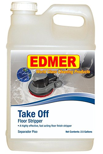 Floor Take Stripper Off (Edmer Take Off Stripper - 4 Gallons/Case)