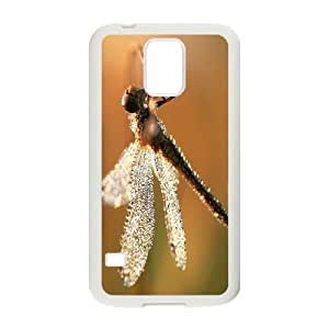 Beautiful Dragonfly Classic Personalized Phone Case for SamSung Galaxy S5 I9600,custom cover case ygtg-308711