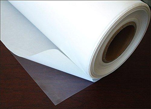 Qiagraphix: 48cmx100cm Heat Melt Fabric Glue Sheet, Turn - Glue On Fabric Patches