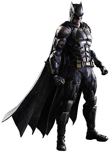 Square Enix Justice League Batman Tactical Suit Play Arts Kai Action Figure