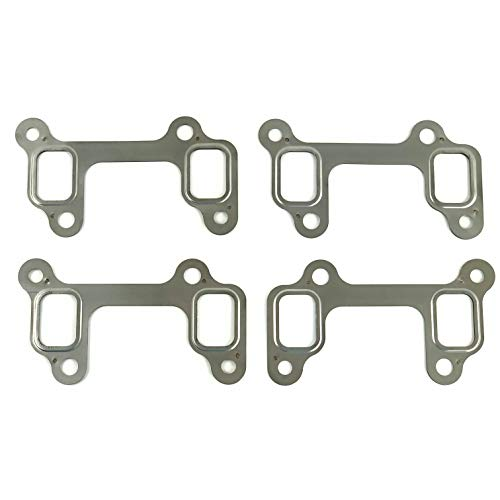 Land Rover Exhaust Manifold Gasket Set For Discovery and Range Rover by Allmakes 4x4 ()