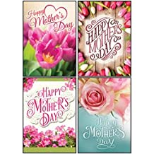 Happy Mother's Day - Scripture Greeting Cards - KJV - Boxed - Mother's Day