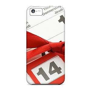 Iphone 5c Kgt1609raMP February 14 Tpu Silicone Gel Case Cover. Fits Iphone 5c