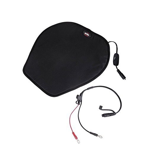 Heated Atv Accessories (Gears Snowmobile, ATV, and Motorcycle Heated Seat Pad)