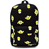 Mochila Juvenil Escolar Swiss Move It Feminina Bichinho Bird
