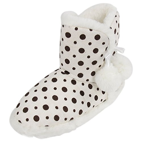 Home Slipper Women's Fashionable Faux Fur Suede Fringes I...