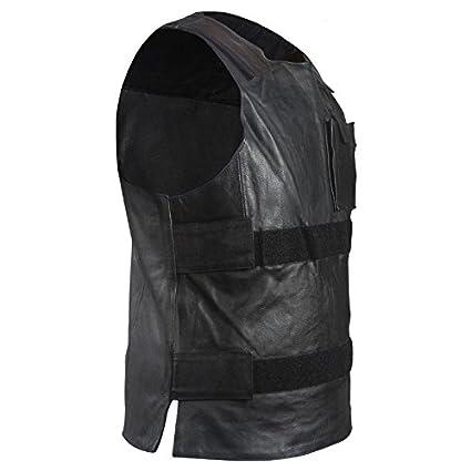 63dfd876dc79 Amazon.com  Mens Bullet Proof Replica Vest (4X 5X)  Automotive