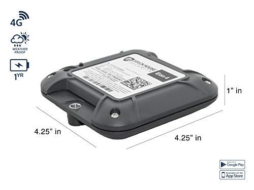 4G EON 4 Long Life GPS Tracker - 5 Year Battery Life Asset Tracker