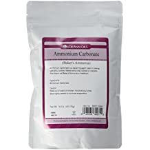 Lorann Oils Ammonium Carbonate Baker's Ammonia Powder, 16 Ounces