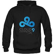 ZTANG Mens Cloud9.2 Pullover Sweater Hoodies