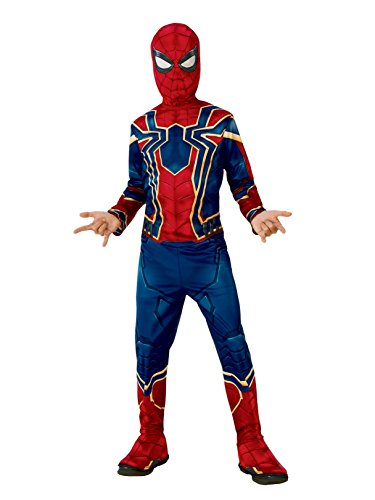 Rubie's Marvel Avengers: Infinity War Iron Spider Child's Costume, -